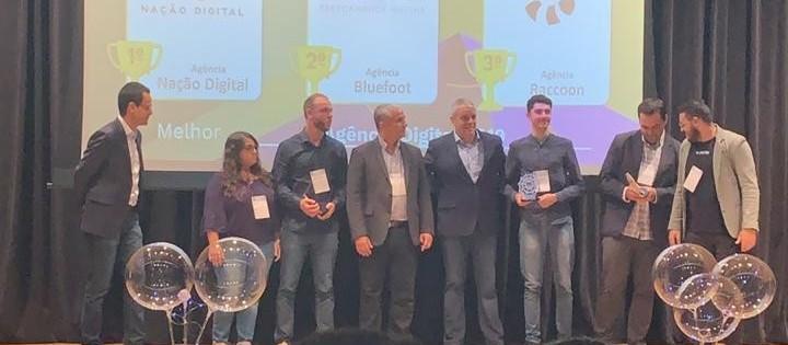 Empresa maringaense é eleita a melhor agência digital do país