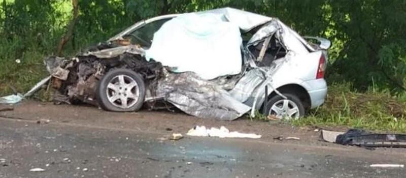 Adolescente que conduzia veículo morre em acidente na PR-463