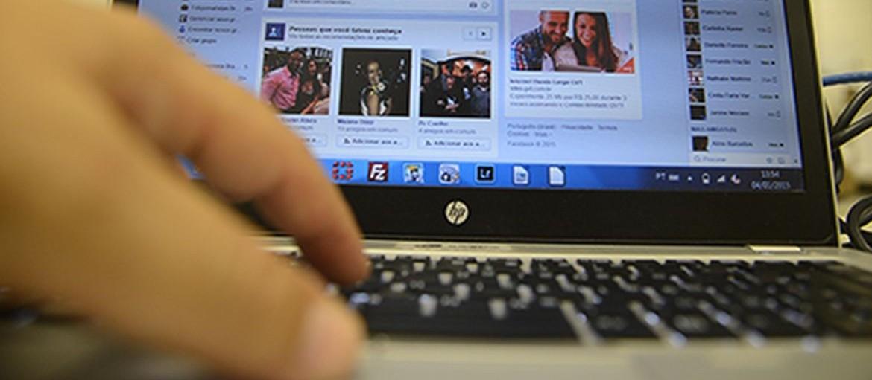 Crie o hábito de não expor dados dados pessoais nas redes sociais