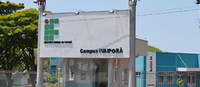 IFPR contrata professor substituto para campus de ivaiporã