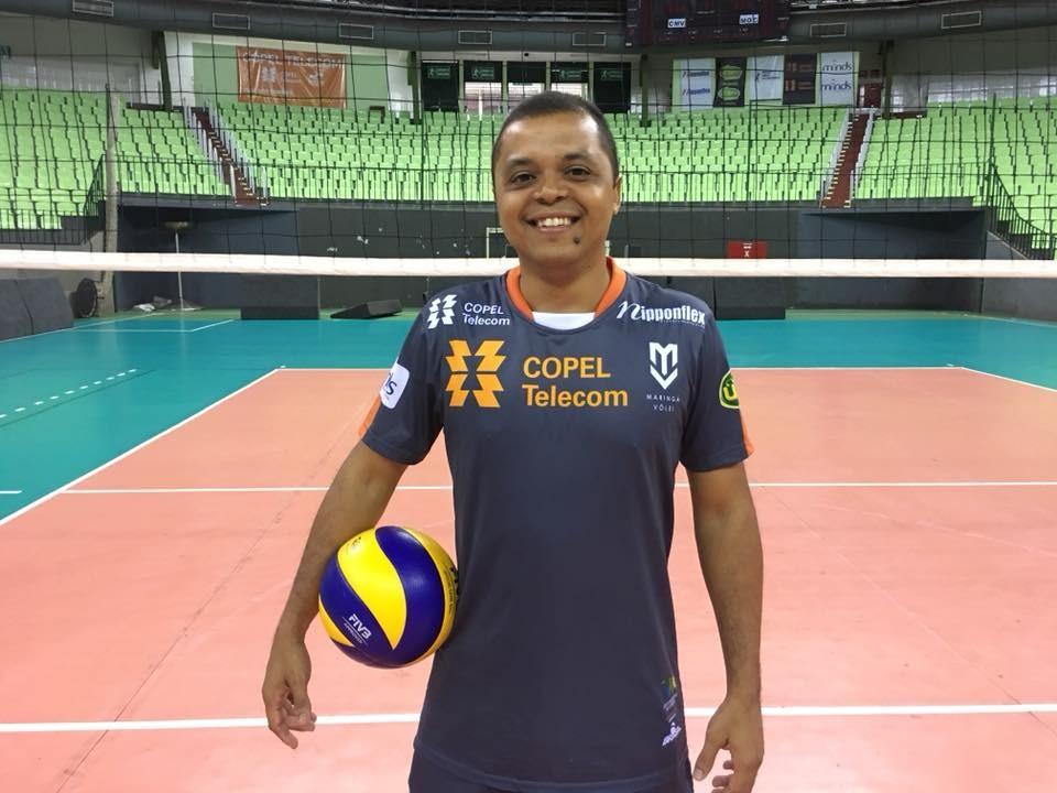 Copel Maringá tem novo treinador