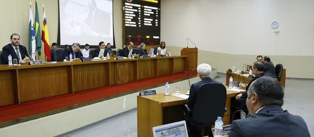 Câmara aprova crédito especial para prefeitura de R$ 124 milhões