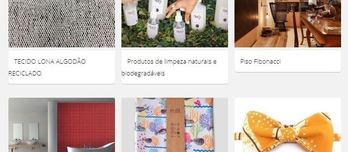 Empresa de design atua desenvolvendo e compartilhando conhecimentos sobre materiais