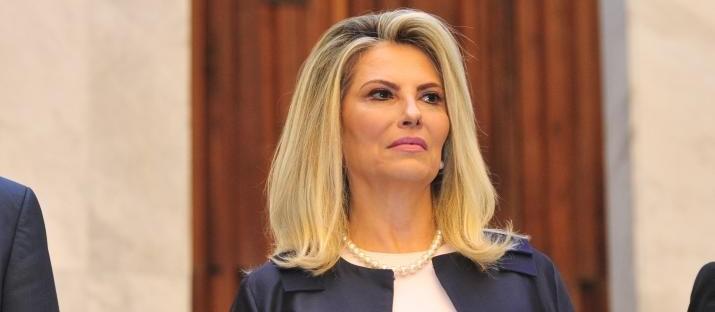 Governadora  Cida Borghetti aposta numa boa relação com a Assembleia Legislativa