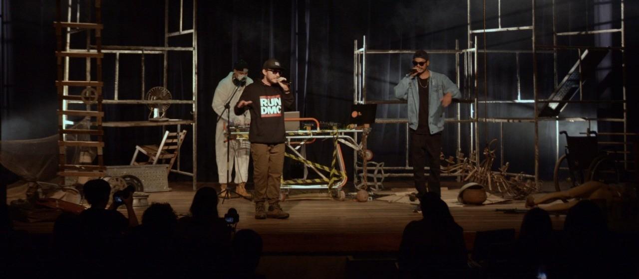 Grupo maringaense lança DVD de rap