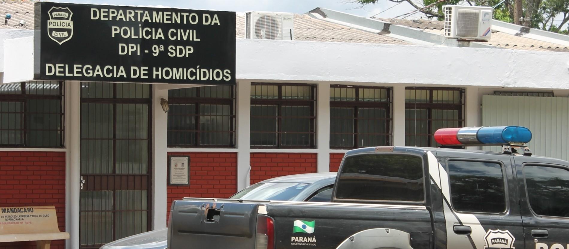 Acusado de atirar em casa de companheira de policial civil é preso