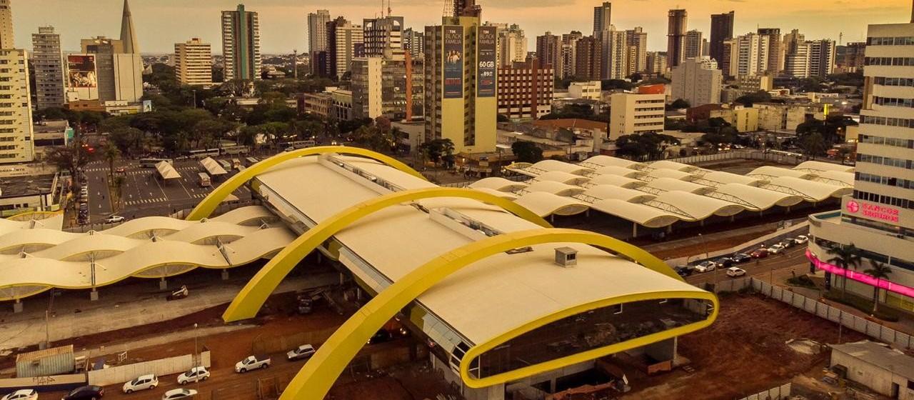 36  pontos serão comercializados no Terminal Intermodal