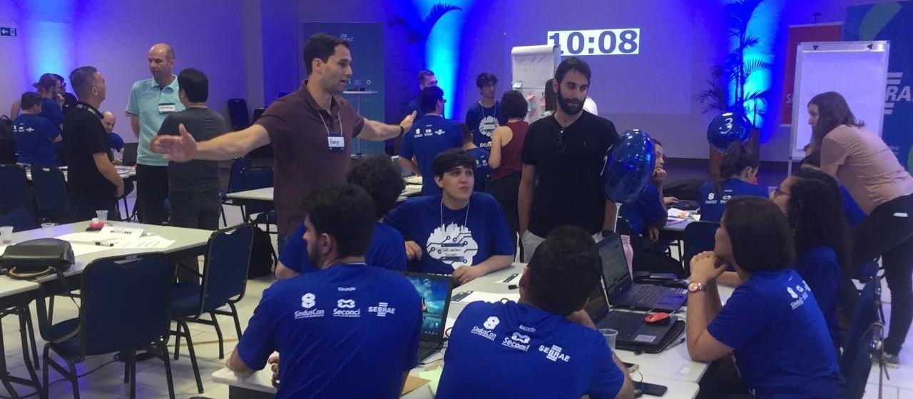 Maratona de ideias de 20 horas busca soluções para a construção civil
