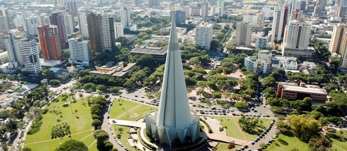 Maringá é reeleita a melhor entre as grandes cidades do Brasil