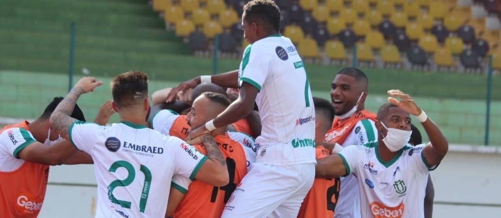 Maringá FC vence Araucária, chega à final e garante retorno à elite do Paranaense