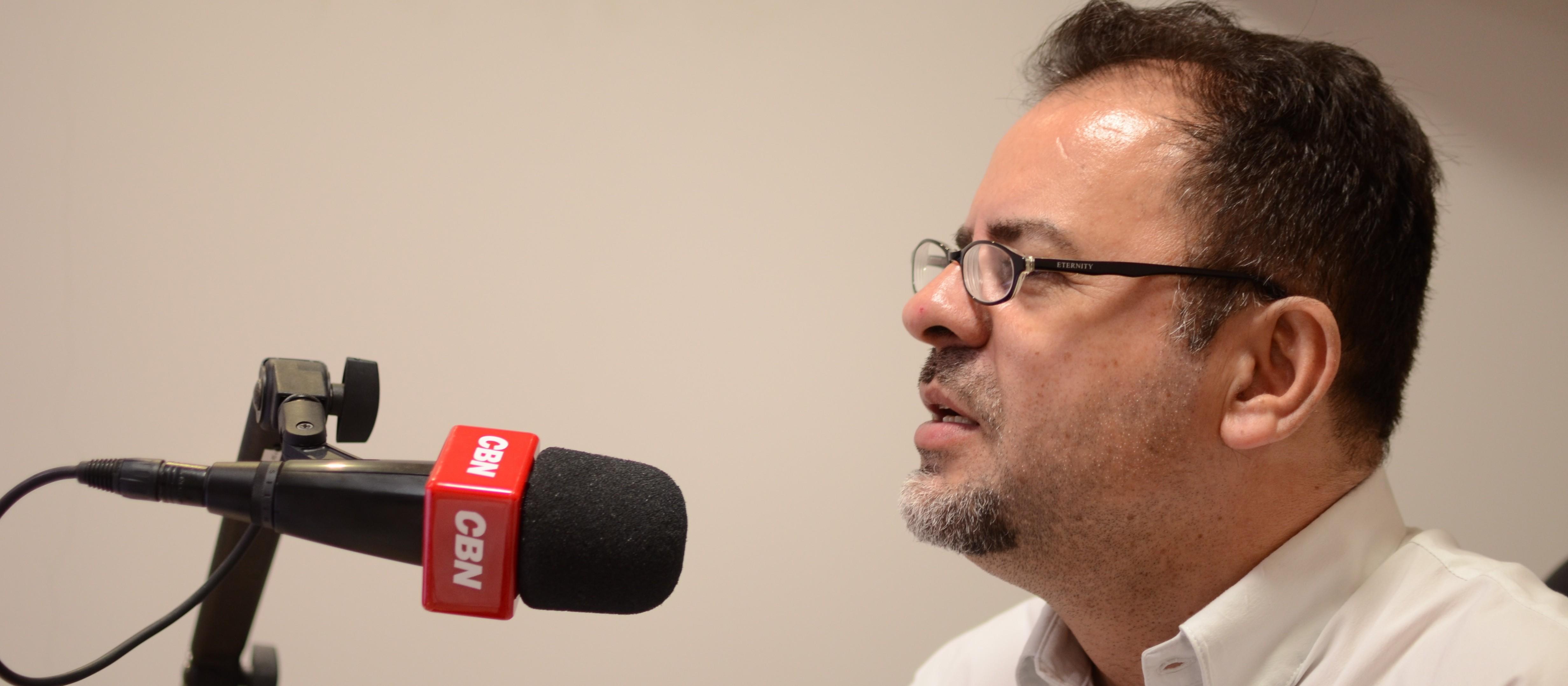 Gilson Aguiar comenta o trabalho do Observatório Social