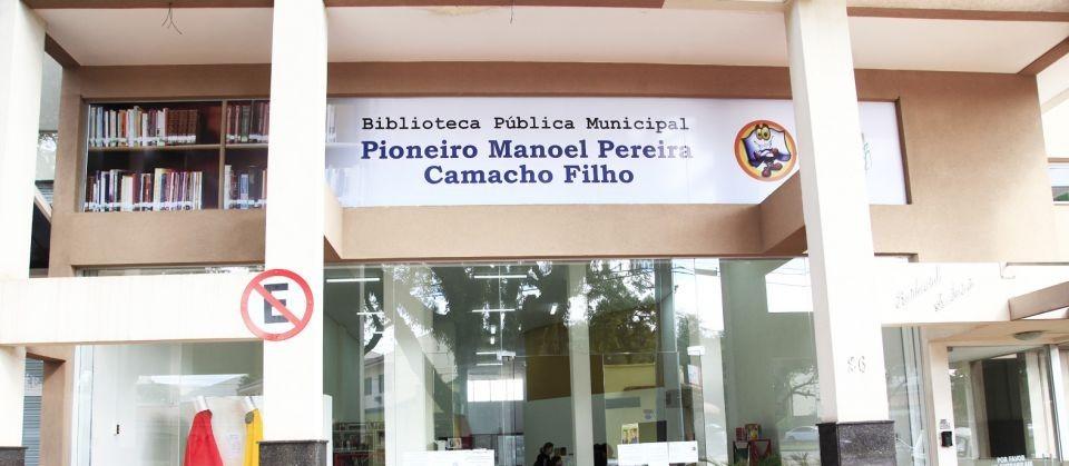 Usuário deve procurar bibliotecas municipais para fazer novo cadastro