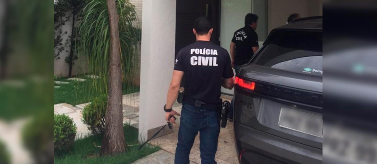 Polícia Civil cumpre mandados em Campo Mourão e Ivaiporã