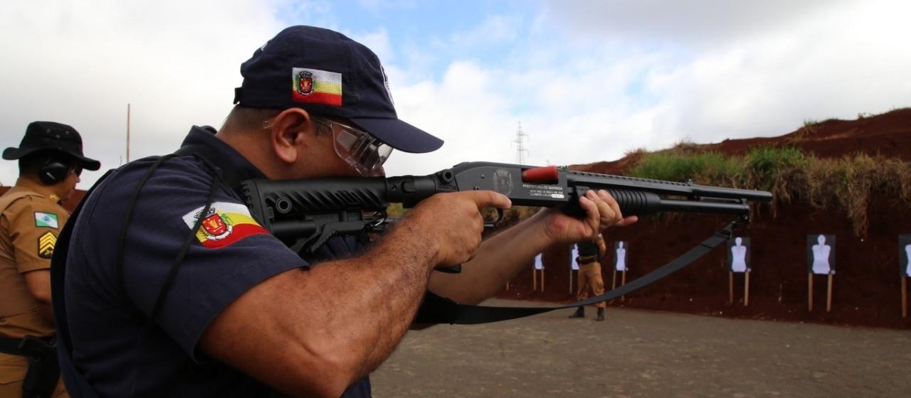 Processo para armar Guarda Municipal de Maringá continua