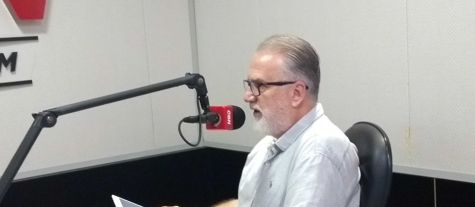 Vereador explica emenda à Lei Orgânica