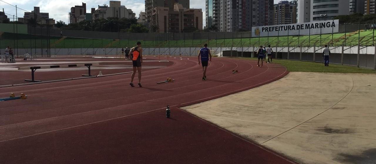 Maringá sedia torneio de atletismo