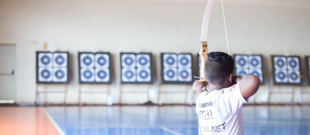 Abertas inscrições para aulas de arco e flecha