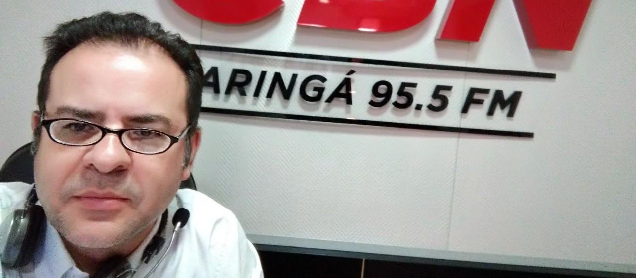 Gilson Aguiar comenta a filantropia de médicos na saúde pública
