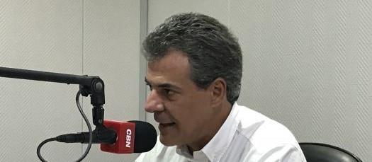 Tempo provou que  ajuste fiscal foi acertado, diz pré-candidato ao Senado Beto Richa (PSDB)