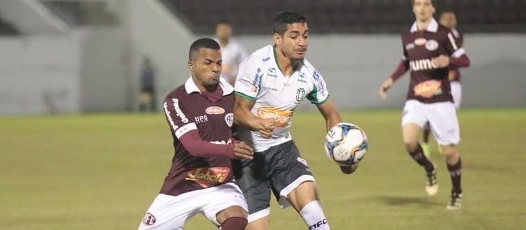 Fora de casa, Maringá FC vence a Ferroviária por 1 a 0