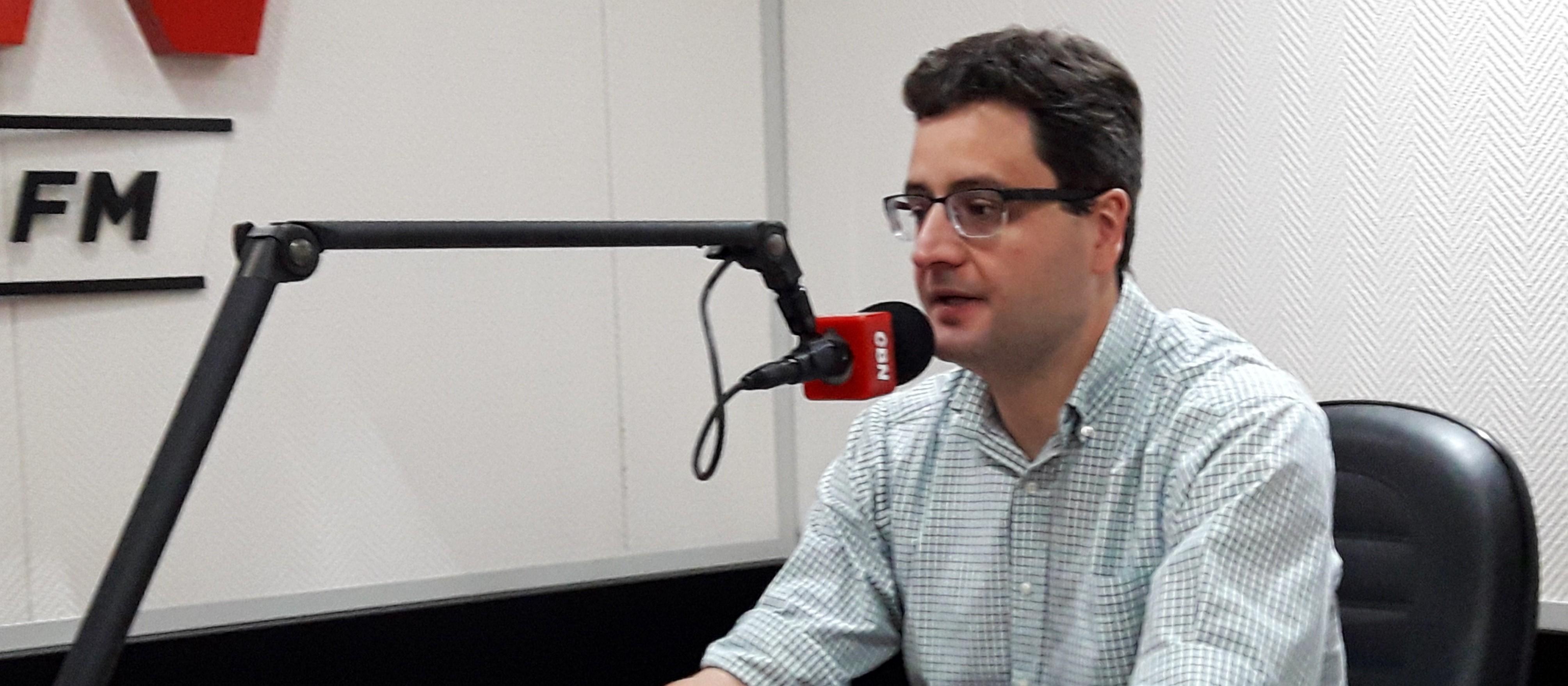 """""""Caso a cidade precise, avalio"""" diz Homero Marchese sobre eleição para prefeito"""