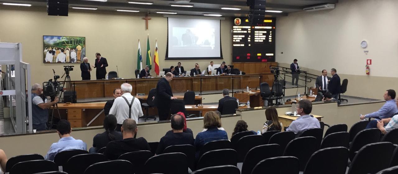 Câmara quer criar comissão por conta da casa de semiliberdade