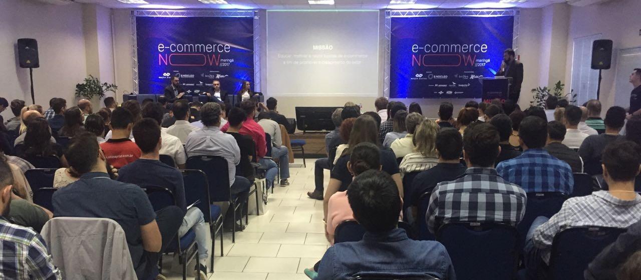 E-commerce Now visa mobilizar mercado eletrônico local