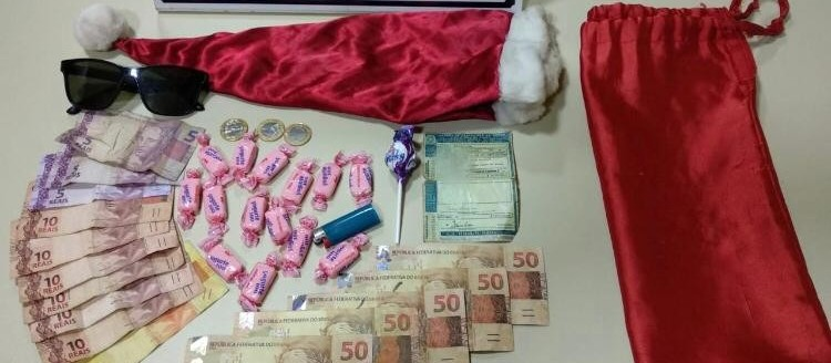 Dois homens são presos no carnaval em Itambé