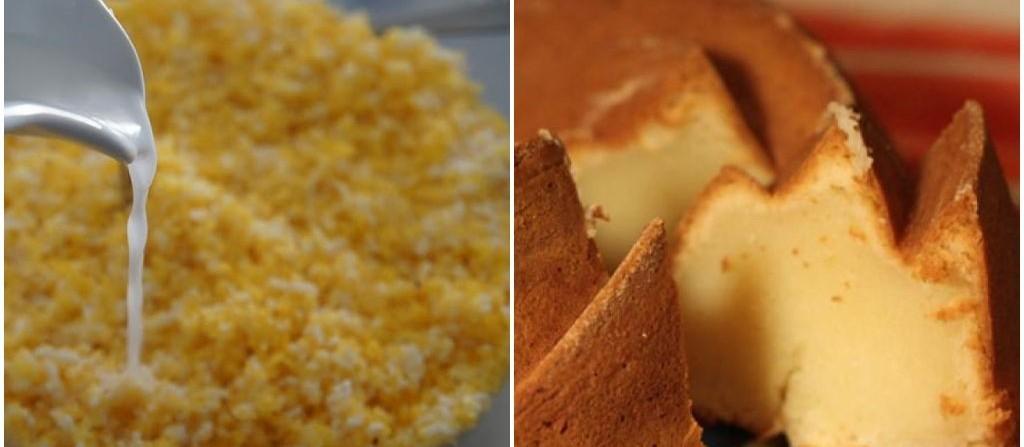 Cuscuz com leite e bolo mole: pratos típicos da culinária cearense
