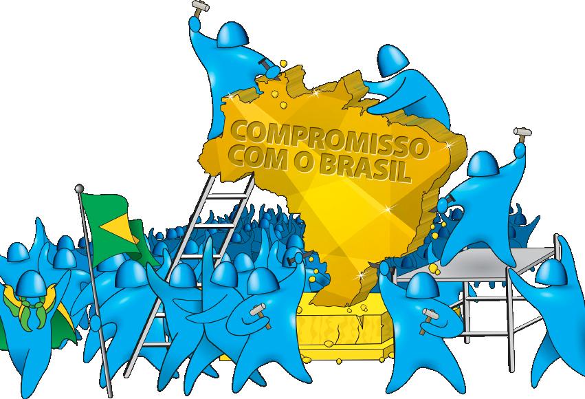 Mais de 20 prefeitos da Amusep participam da Marcha a Brasília