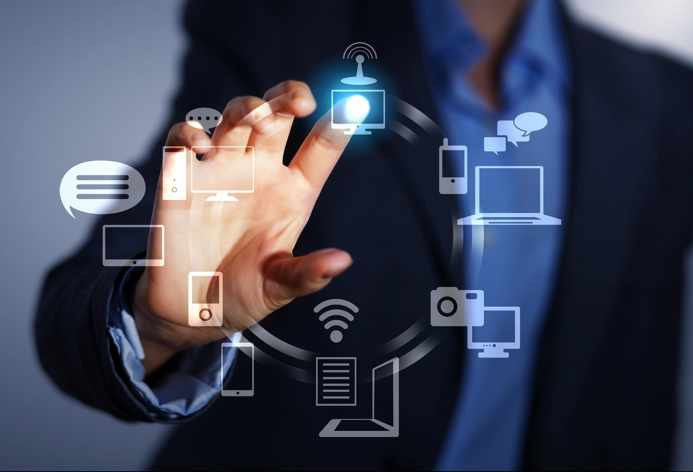 Produtividade aumenta com o uso da tecnologia