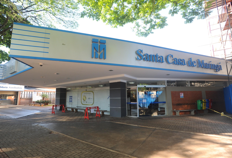 Santa Casa de Maringá recebe R$ 2 mi do Ministério da Saúde