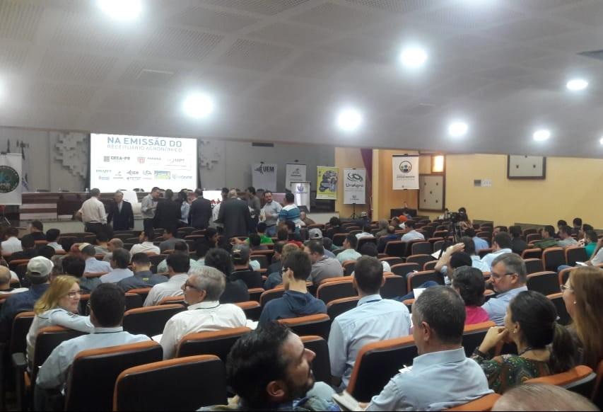 Evento organizado pelo MP e Crea cobra responsabilidade do engenheiro agrônomo