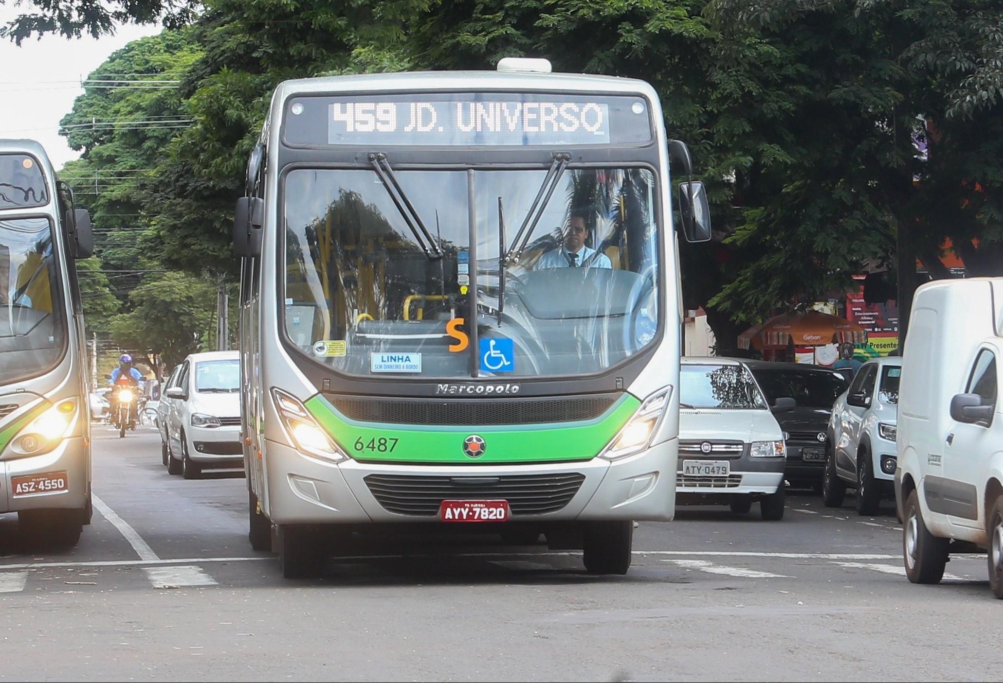 Procura pelo passe livre do estudante ainda é baixa em Maringá