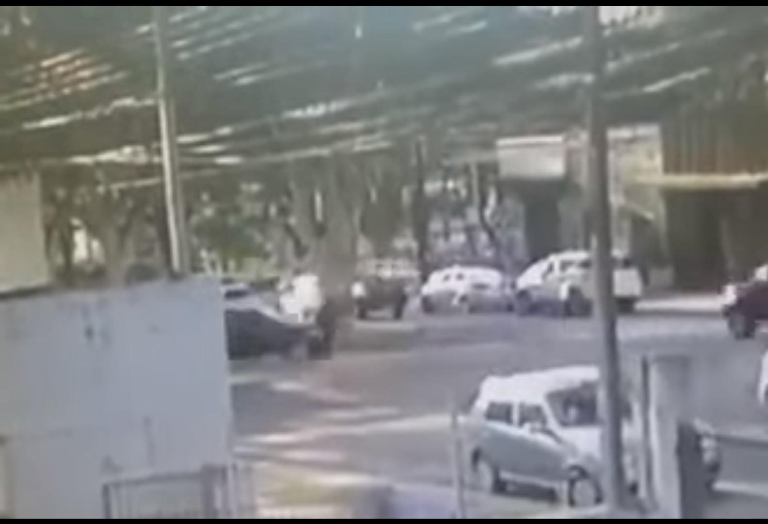 Motorista que matou enfermeira em acidente na Zona 5 está preso