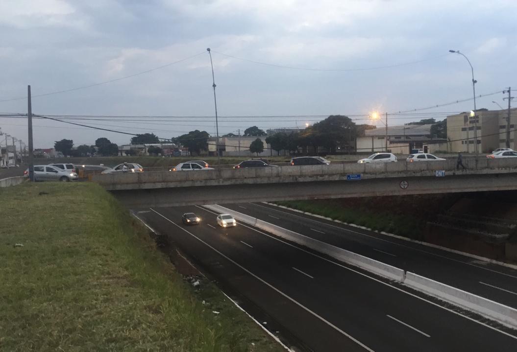 Viadutos do Contorno Norte poderão ser duplicados até outubro de 2020