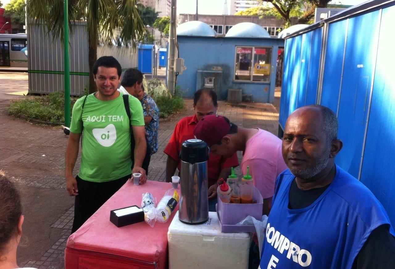 Lei dos ambulantes pode ser ampliada em Maringá