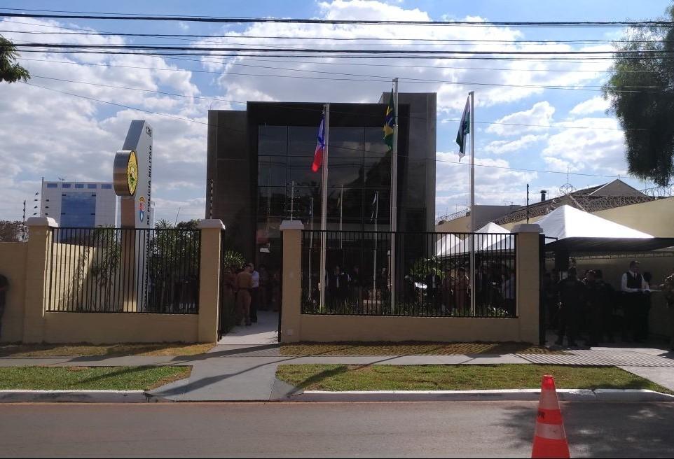 3º Comando de Polícia Militar ganha sede nova em Maringá