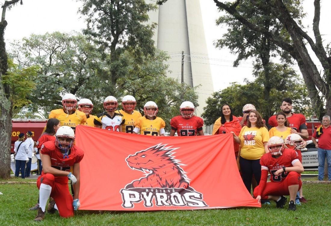 Pyros vence e chega à semifinal do Paranaense