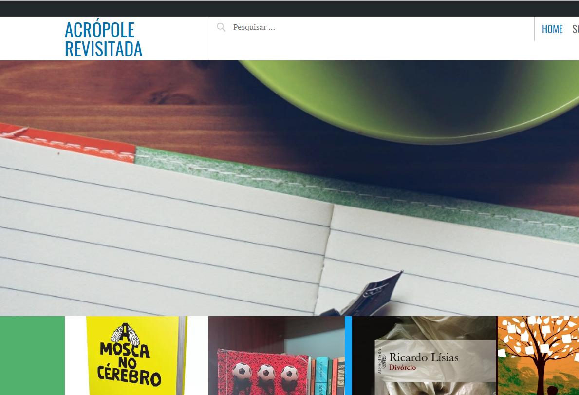 Blog literário maringaense completa um ano