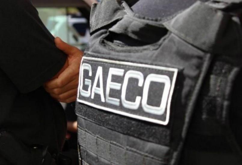 Gaeco cumpre mandados judiciais em operação contra o jogo do bicho