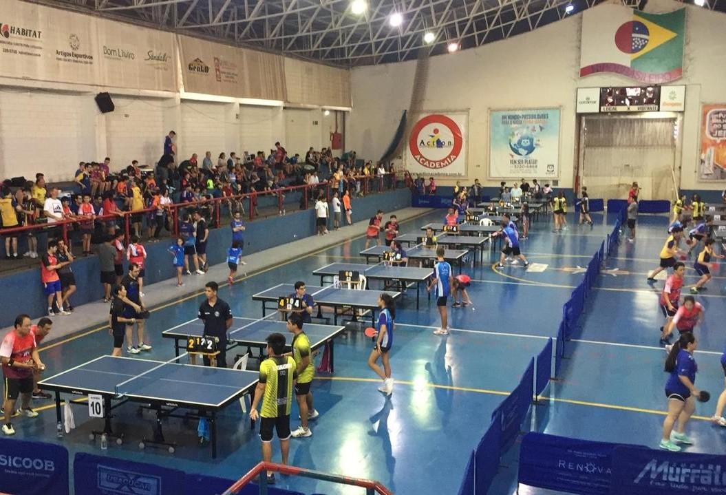 1ª etapa do Campeonato Estadual reúne 300 atletas em Maringá