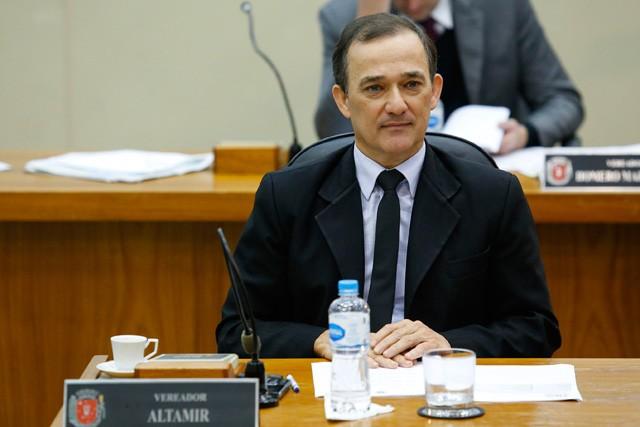 Vereador apresentou quatro projetos de lei em 2017