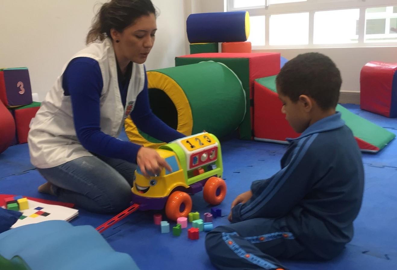 Projeto inédito no país vai atender 2.800 crianças da rede municipal de ensino