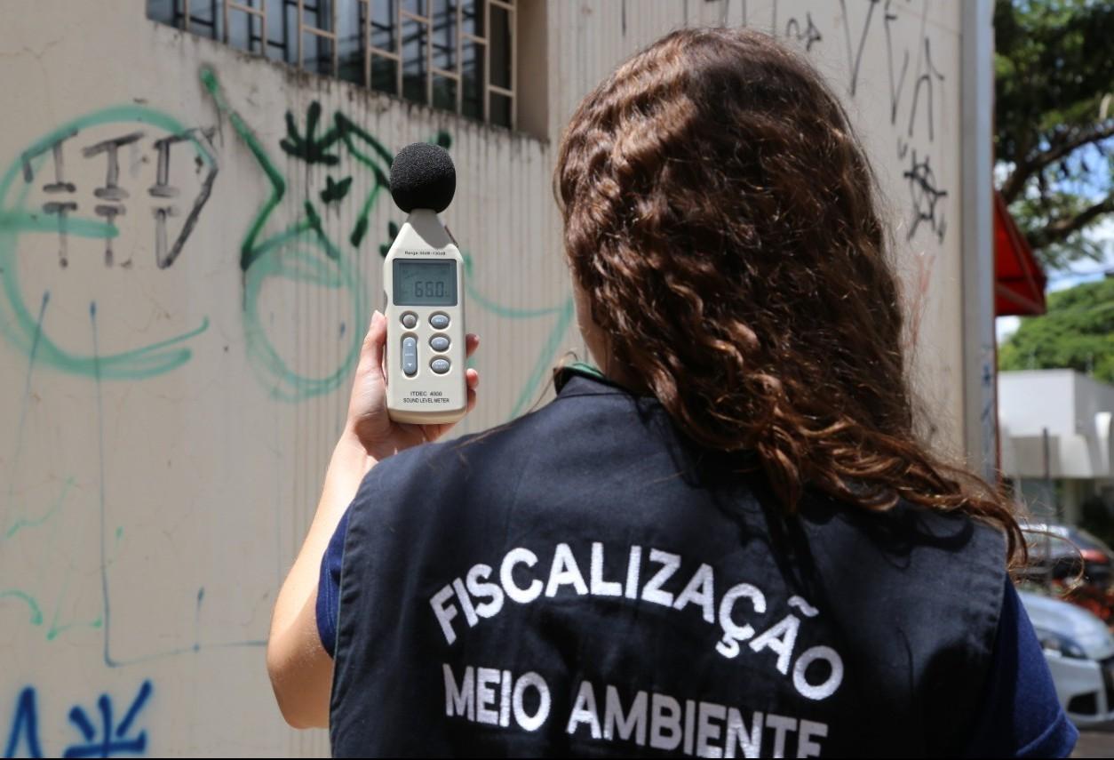 População fez mais de 1,1 mil reclamações de poluição sonora em 2018