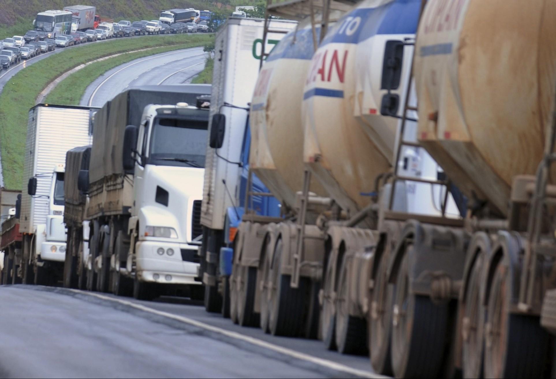 Greve dos caminhoneiros causa prejuízo de R$ 4,2 bilhões