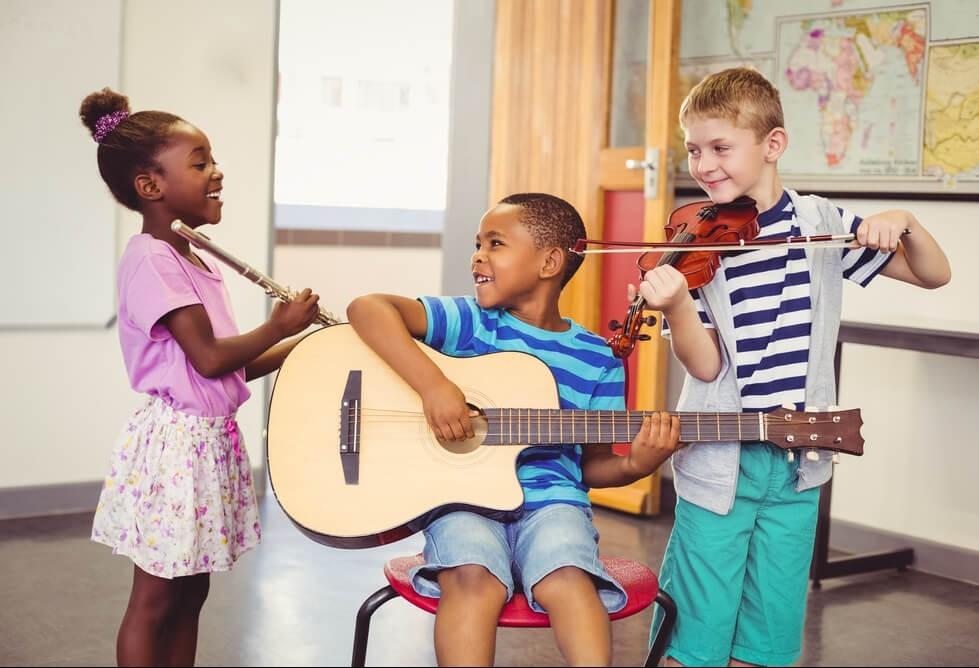UEM está com inscrições abertas para projeto de música com crianças