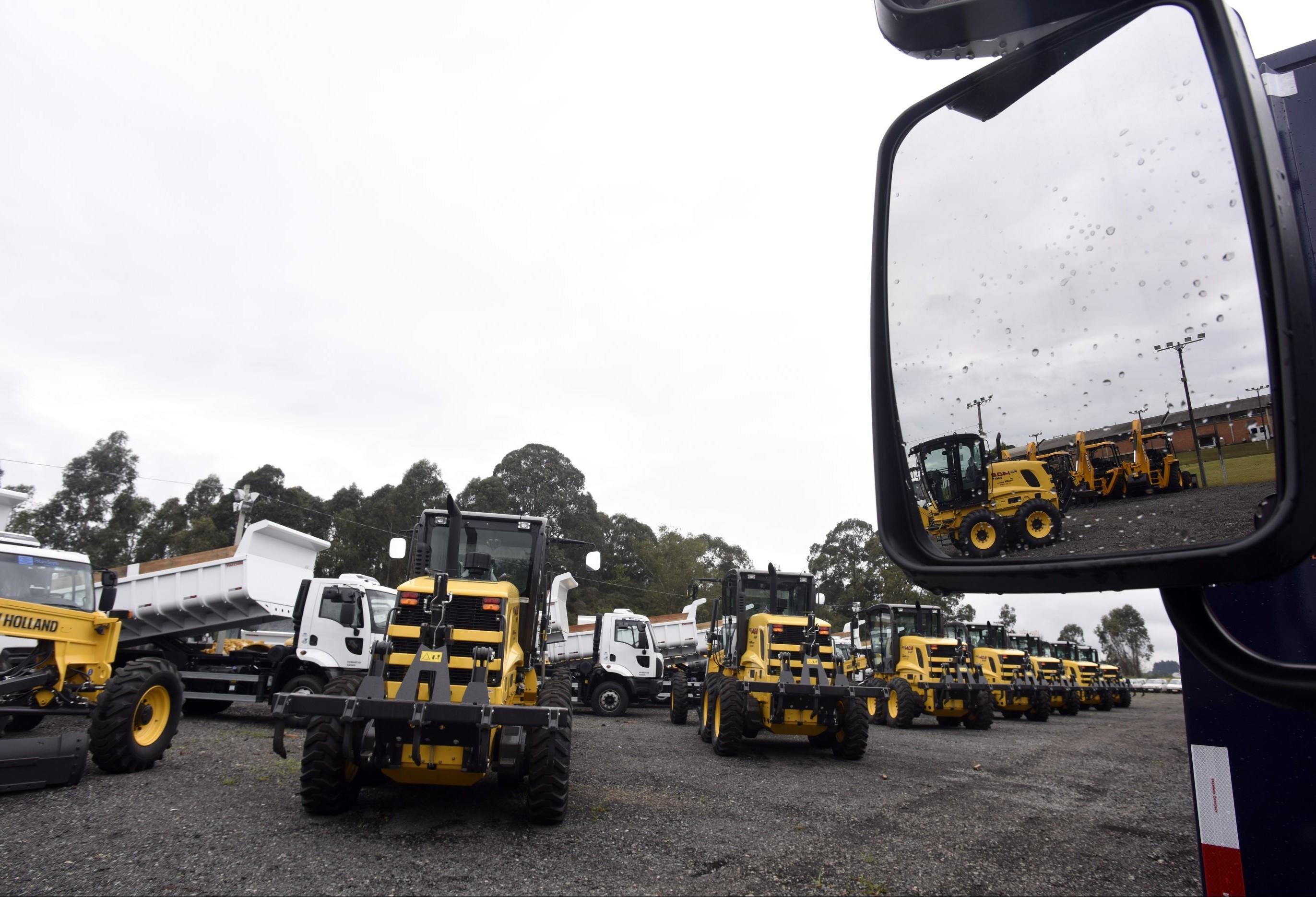 Faturamento da indústria de maquinas agrícolas deve ser 15% maior este ano