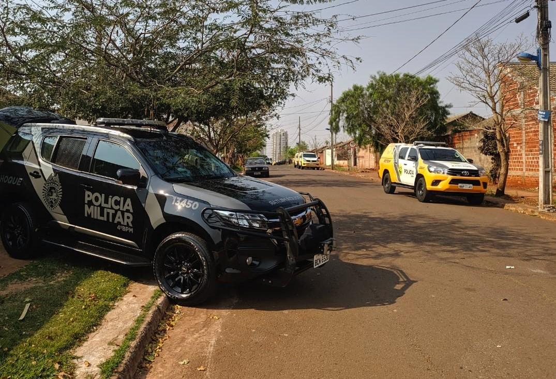 PM cumpre mandados de prisão em pontos do bairro Odwaldo Bueno Neto