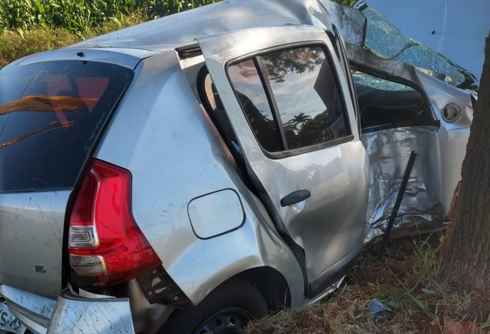 Motorista embriagado provoca acidente e foge